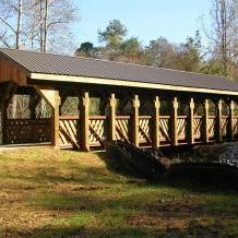 The Covered Bridge @ Arabia Mountain